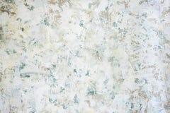 Wand im dekorativen Kitt Lizenzfreie Stockfotografie