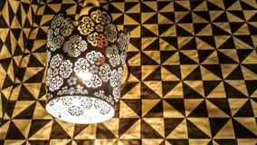 Wand-Lampe Lizenzfreie Stockfotografie