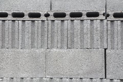 Wand materail für Haus Lizenzfreie Stockbilder