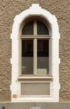 Wand mit Fenster Lizenzfreie Stockfotografie