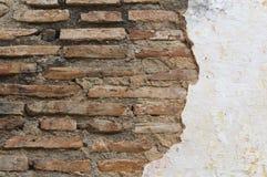 Wand mit strukturiertem Effekt stockfoto