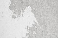 Wand-Schmutzweiß, hellgrauer konkreter Hintergrund Schmutzige, des Staubes graue Wand konkret, Zementtafelbeschaffenheit und weiß lizenzfreies stockfoto
