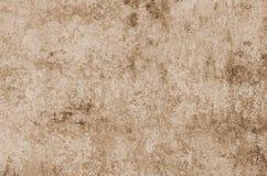 Wand Sepia Stockbild