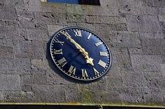 Wand-Uhr Stockfoto