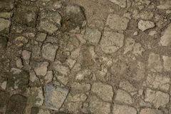 Wand- und Bodenbeschaffenheitshintergrund Stockfoto