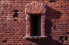 Wand von Brest-Festung Stockfoto