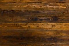 Wand von Brettern mit Nägeln Zweige, Wandbeschaffenheit Lizenzfreie Stockfotografie