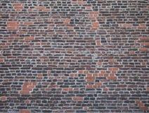 Wand von eine alte Bastion Lizenzfreies Stockbild