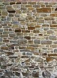 Wand von einem Stein Stockbild