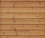 Wand von neuen hölzernen Plankenbrettern Hölzerne materielle Beschaffenheitsoberfläche Lizenzfreies Stockfoto