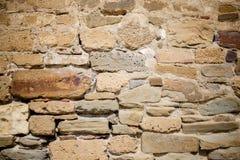Wand von roten alten Ziegelsteinen Lizenzfreie Stockfotografie