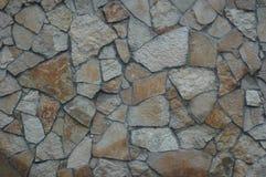Wand von Sandsteinfelsen Lizenzfreie Stockfotos