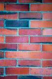 Wand von Ziegelsteinen Lizenzfreie Stockbilder