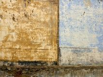 Wandbeschaffenheit Lizenzfreies Stockfoto
