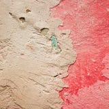 Wandbeschaffenheit in der Reparatur Lizenzfreie Stockfotos