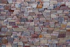 Wandbeschaffenheit der Ziegelsteine Stockbild
