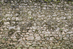 Wandbeschaffenheit des Steins Lizenzfreies Stockfoto