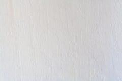 Wandbeschaffenheit des weißen Klebers. stockfotografie