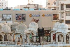 Wandelgalerij Ahmedabad Royalty-vrije Stock Fotografie