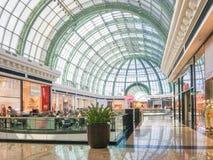 Wandelgalerij van Emiraten Royalty-vrije Stock Foto's