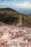 Wandeling in Costa Rica Stock Afbeelding
