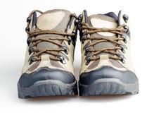 Wandelingslaarzen Stock Afbeelding