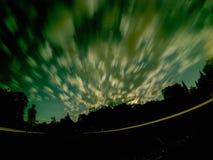 Wanderer в ноче Стоковая Фотография RF