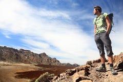 Wanderer lizenzfreies stockfoto