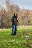 Wanderer Stockfoto