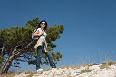 Wanderer Lizenzfreie Stockfotos