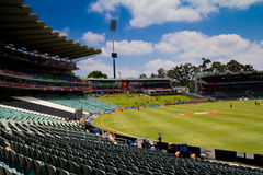Wanderers Cricket Ground. The Wanderers Cricket Ground in Johannesburg stock images