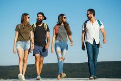 Wanderlust, vacation, travel, hiking royalty free stock photos