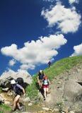Wandern in der Krim Lizenzfreies Stockfoto