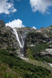 Wandern im Berg Lizenzfreie Stockbilder