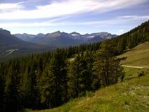 Wandern in Kanada Stockfotos