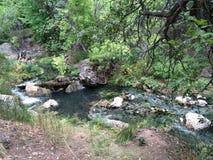 Wandern in Utah Lizenzfreie Stockfotografie