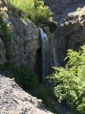 Wandern in Utah Stockbilder