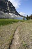 Wandern von Wyoming Lizenzfreies Stockfoto