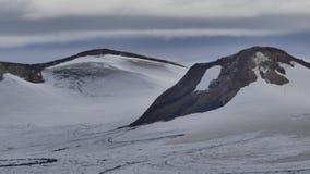 Wanderung Skalli - Landmannalaugar, kurze Wanderung nahe bis zum heißen Quellen lizenzfreie stockfotos