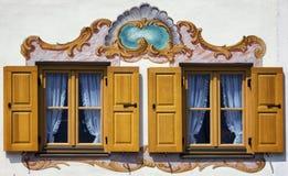 Wandgemälde Stockfotos