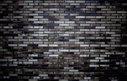 Wandhintergrund mit Vignettenecken Lizenzfreie Stockbilder