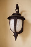 Wandlampe Stockfotografie