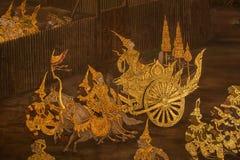 Wandmalerei Lizenzfreies Stockfoto
