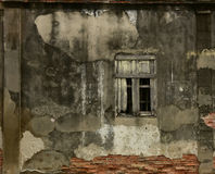 Wandziegelstein Stockfotos
