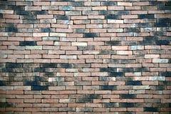 Wandziegelstein Stockbilder