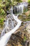 Wang Bua Ban-Wasserfall in Doi Suthep-Pui Nationnal Park, Chiang Stockbild