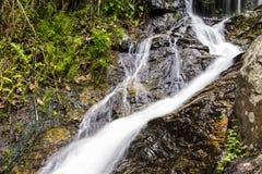 Wang Bua Ban-Wasserfall in Doi Suthep-Pui Nationnal Park, Chiang Lizenzfreies Stockfoto