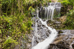 Wang Bua Ban waterfall Royalty Free Stock Photos