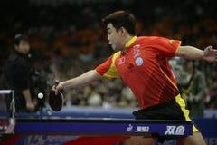 Wang Hao(CHN)_1 Royalty Free Stock Photos