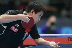 Wang Hao (CHN) Stock Photos